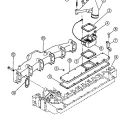 5 9 Cummins Parts Diagram Toyota Corolla Wiring Diagrams Manifold Intake And Exhaust 9l Engine Diesel