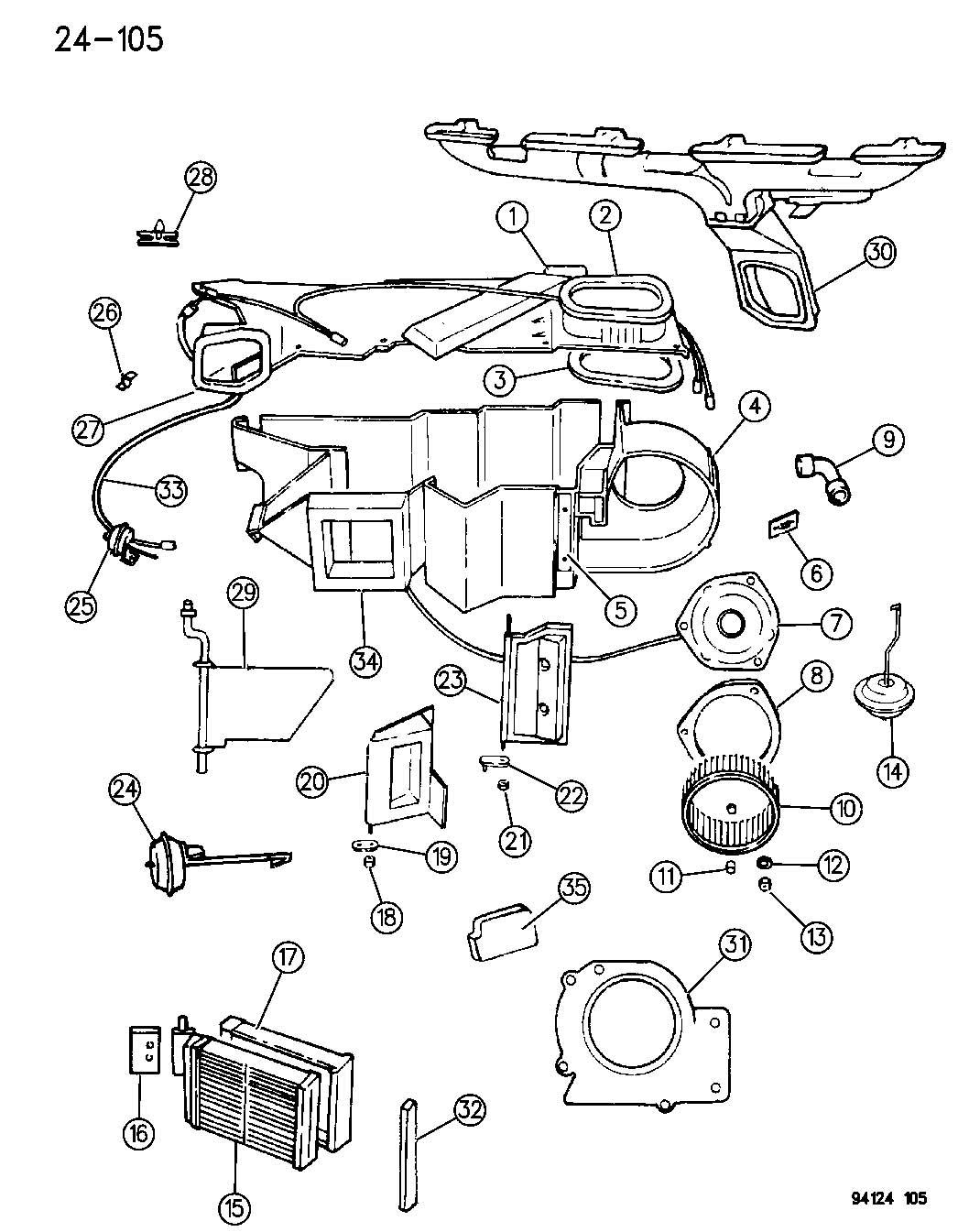 1994 Chrysler Lebaron Fuse Box 1994 Toyota Truck Fuse Box