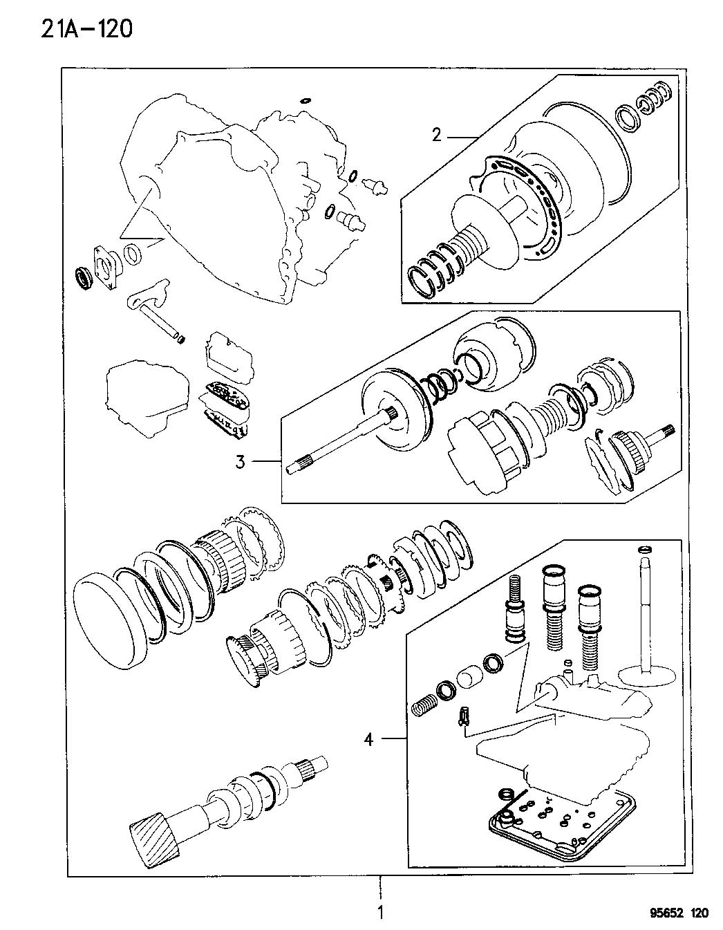 Gmc sierra transmission diagram