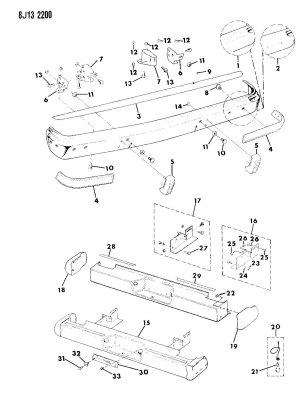 1989 Jeep Grand Wagoneer Vacuum Diagram  ImageResizerToolCom