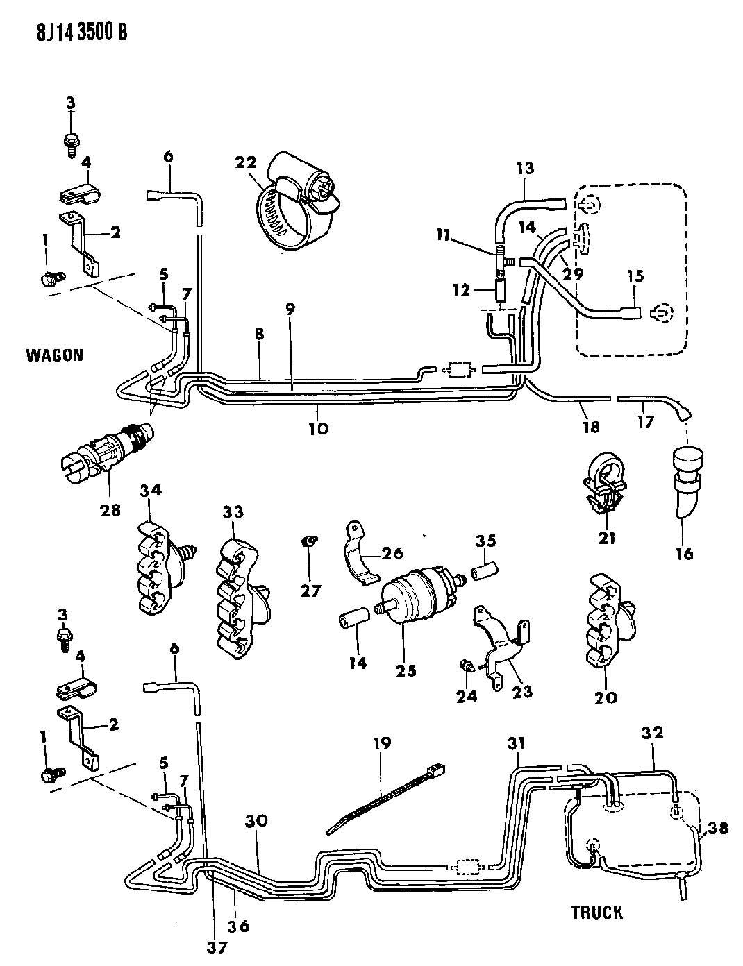 Jeep Tie Strap Wiring Dual Fan Module