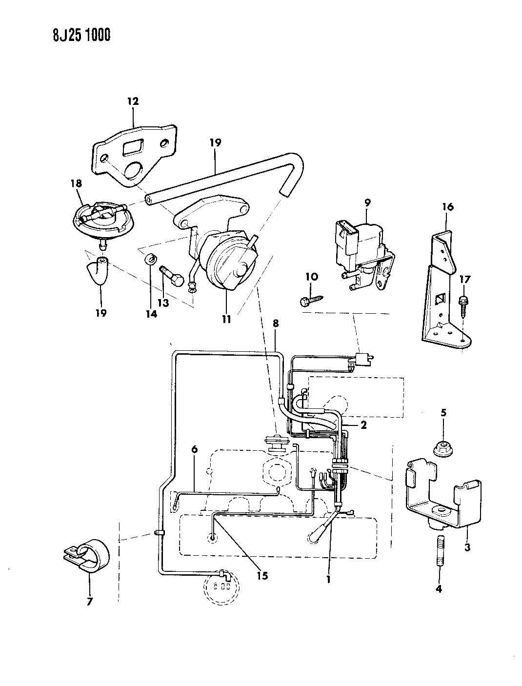1988 Jeep Comanche 4 0 Engine Diagram. Jeep. Auto Wiring