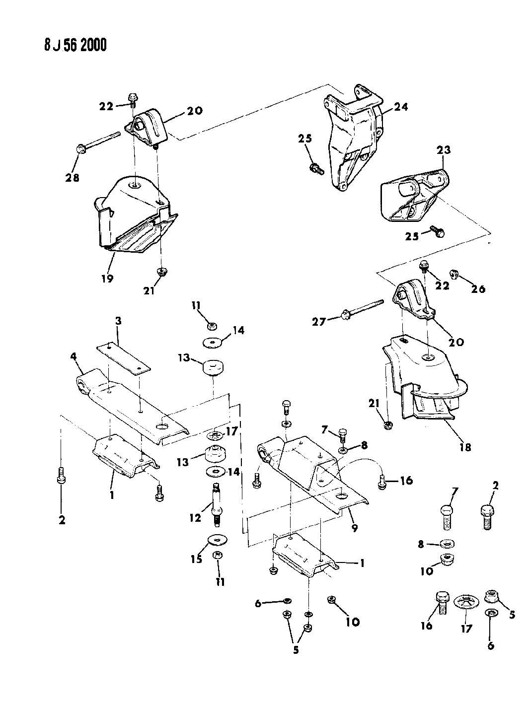 Axle Vacuum Diagram Additionally 1988 Jeep Anche 4 0 Vacuum Diagram