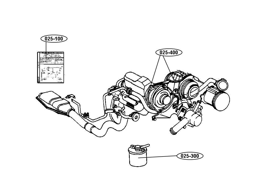 Dodge Dakota Stud. 312-18/.312-24x2.25. Exhaust manifold