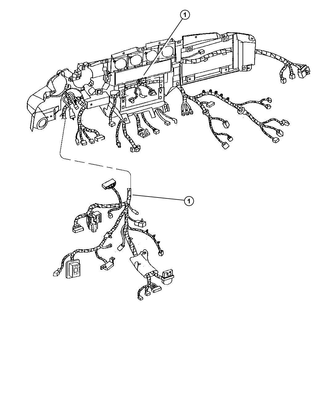 Jeep Grand Cherokee Flasher. Turn signal. Combination