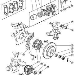 1997 Dodge Dakota Wiring Diagram Subaru Legacy Ecu 56021624 Parts Auto