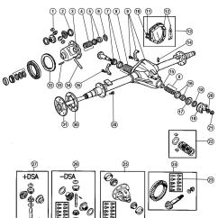 Dana 80 Rear Axle Diagram Central Heating Wiring 3 Way Valve 70 Free Engine Image For