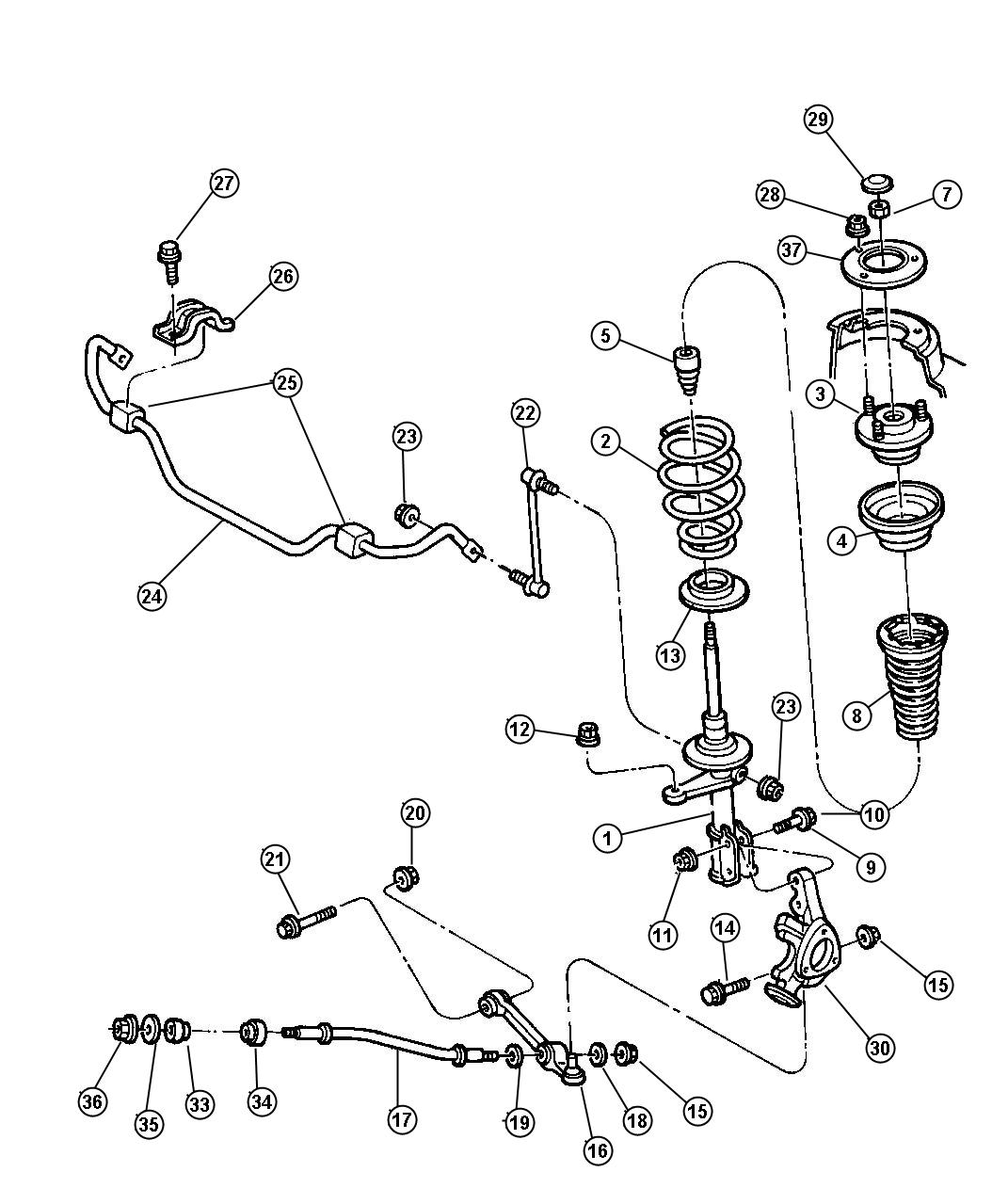 hight resolution of 2000 dodge stratus rear end suspension diagram wiring diagram meta 2003 dodge stratus rear suspension diagram