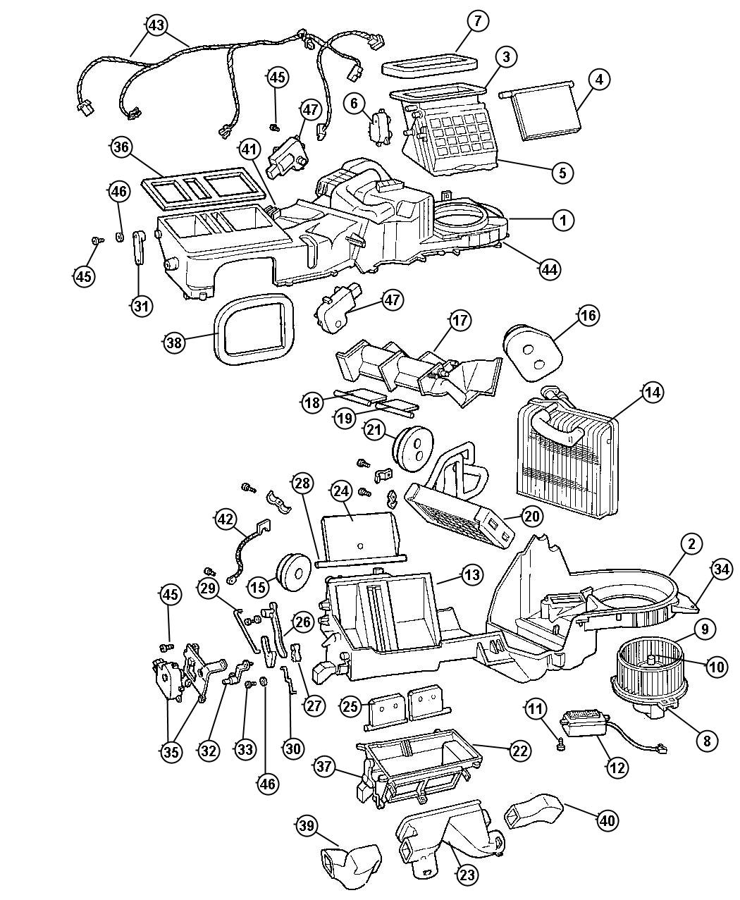 hight resolution of 2004 jeep grand cherokee laredo fuse diagram jeep auto acura mdx engine diagram lincoln navigator engine diagram