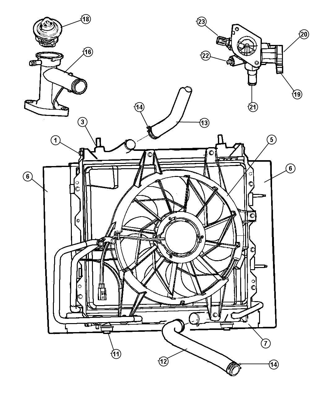 2001 pt cruiser wiring diagram ford taurus cooling system international pro star headlight
