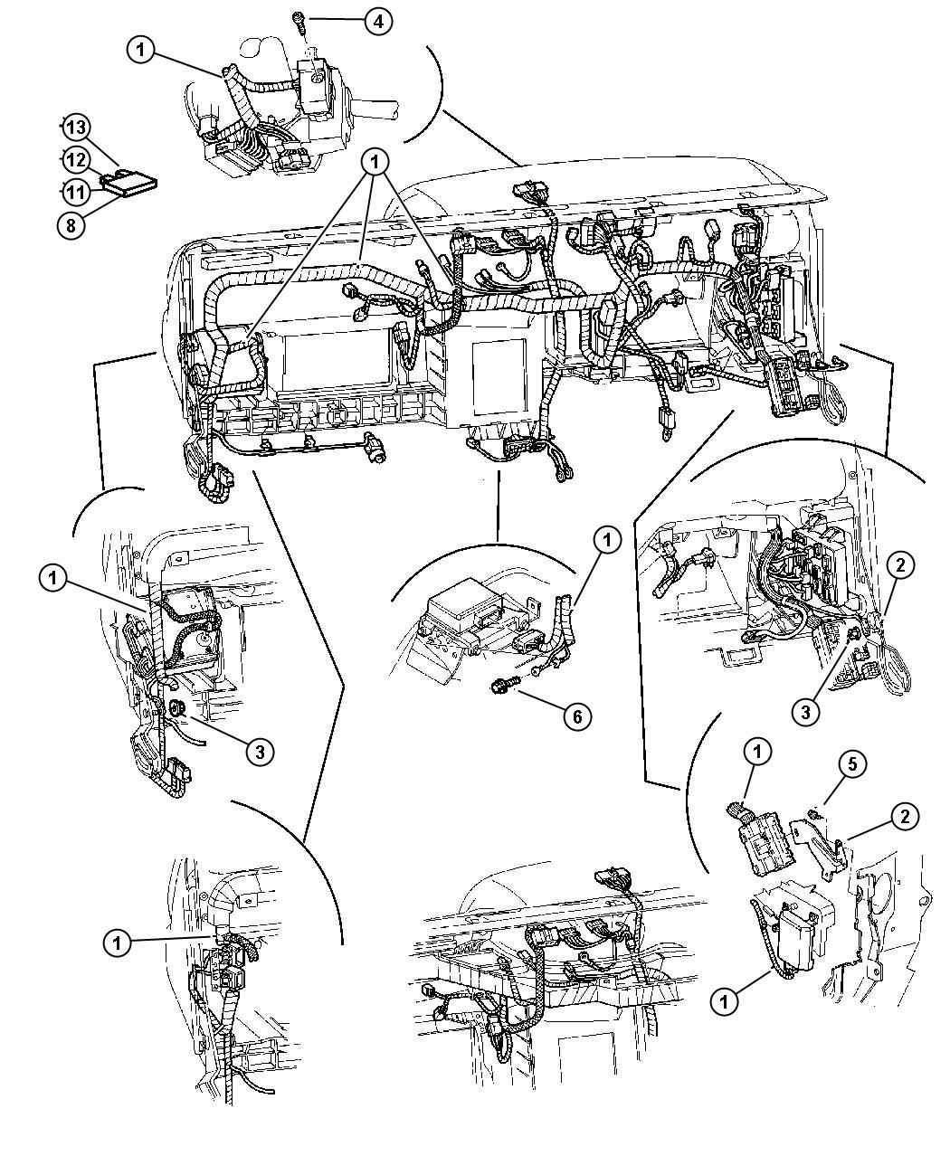 Jeep Liberty Breaker Circuit