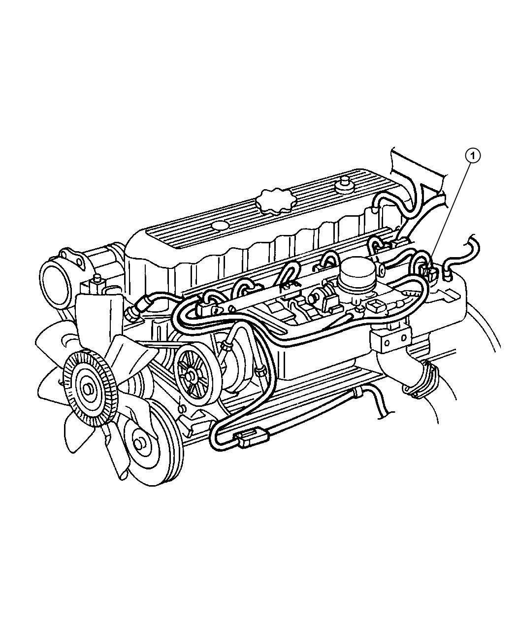Jeep Liberty Strap. Engine. Ground. Enginebodyhood