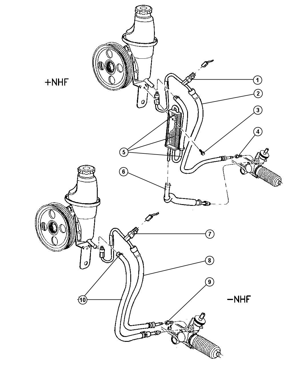 2006 Dodge Caravan Steering Column Parts Diagram. Dodge