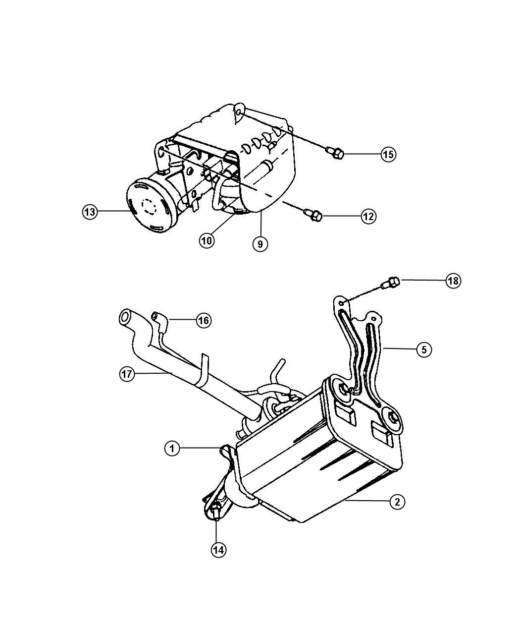 Service manual [How To Remove Vapor Canister 2000 Plymouth