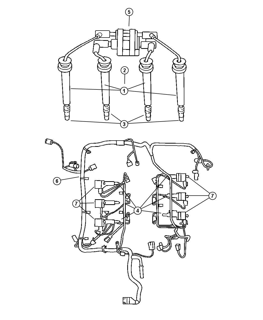 2004 ford freestar egr valve location