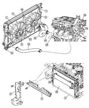 2000 Dodge Caravan Engine Diagram | Manual Engine Schematics And Wiring Diagrams