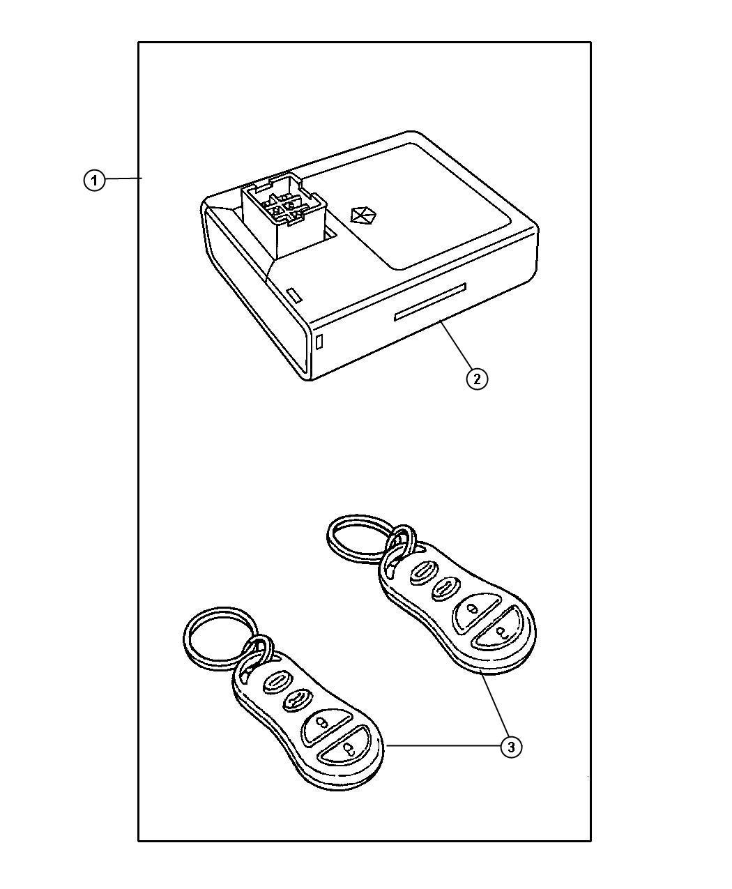 [DIAGRAM] 2003 Dodge Ram Remote Keyless Entry Wiring