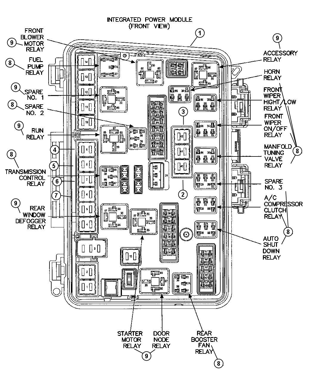 2000 Chrysler 300m Wiring Diagram Manual Of Amplifier 2001 Concorde Amp Jeep Grand Stereo