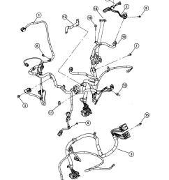 2005 dodge ram 2500 sel radio wiring diagram as well as 2004 dodge ram [ 1050 x 1275 Pixel ]
