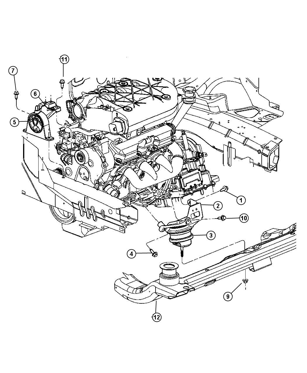 05 chrysler pacifica engine diagram