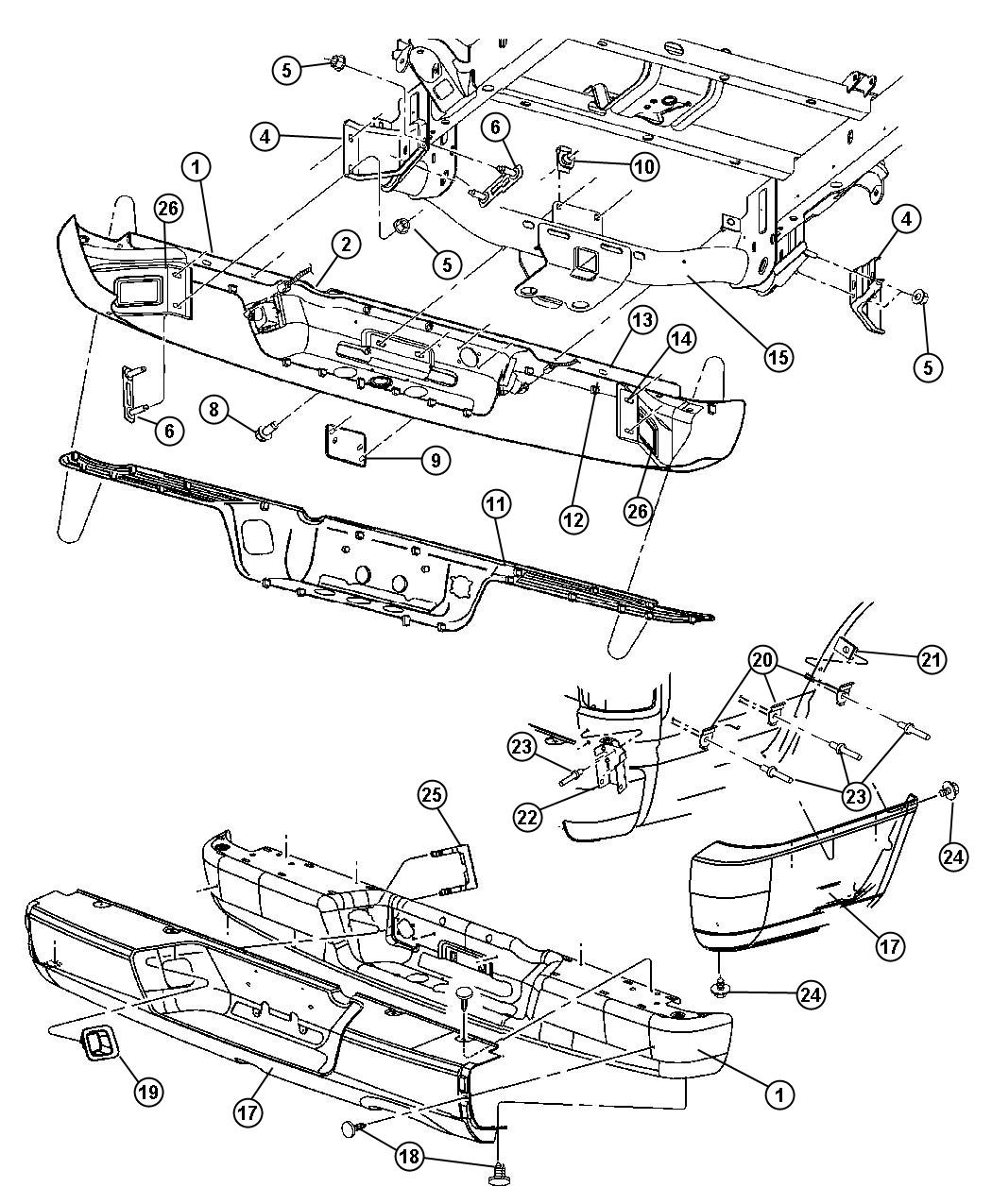 2004 Dodge Ram Parts Diagram, 2004, Free Engine Image For