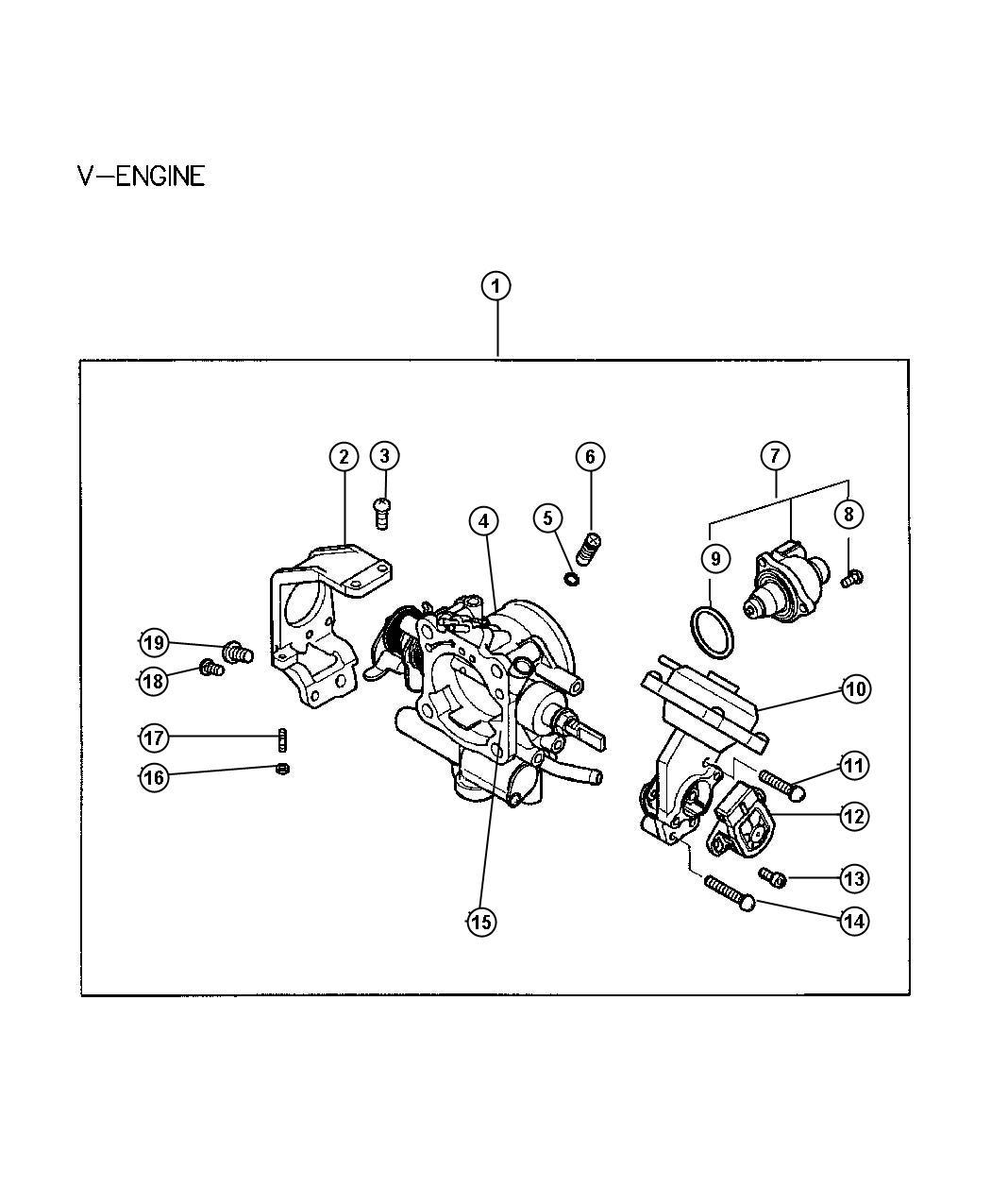 Dodge Ram Sensor Throttle Position