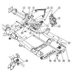 2014 durango suspension diagram [ 1050 x 1275 Pixel ]
