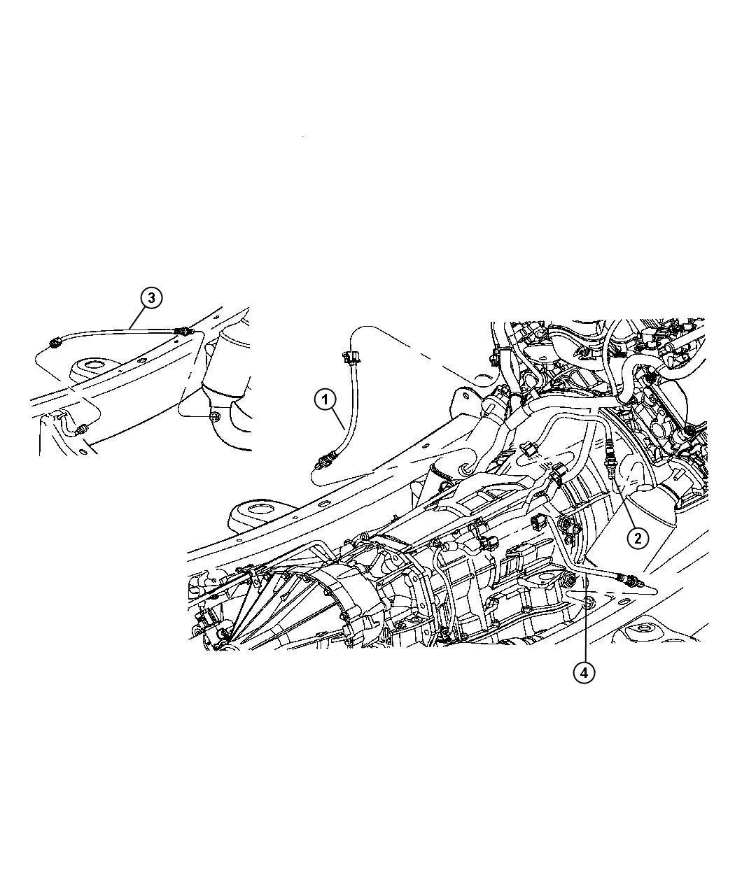 3 1 V6 Engine Diagram Sensors
