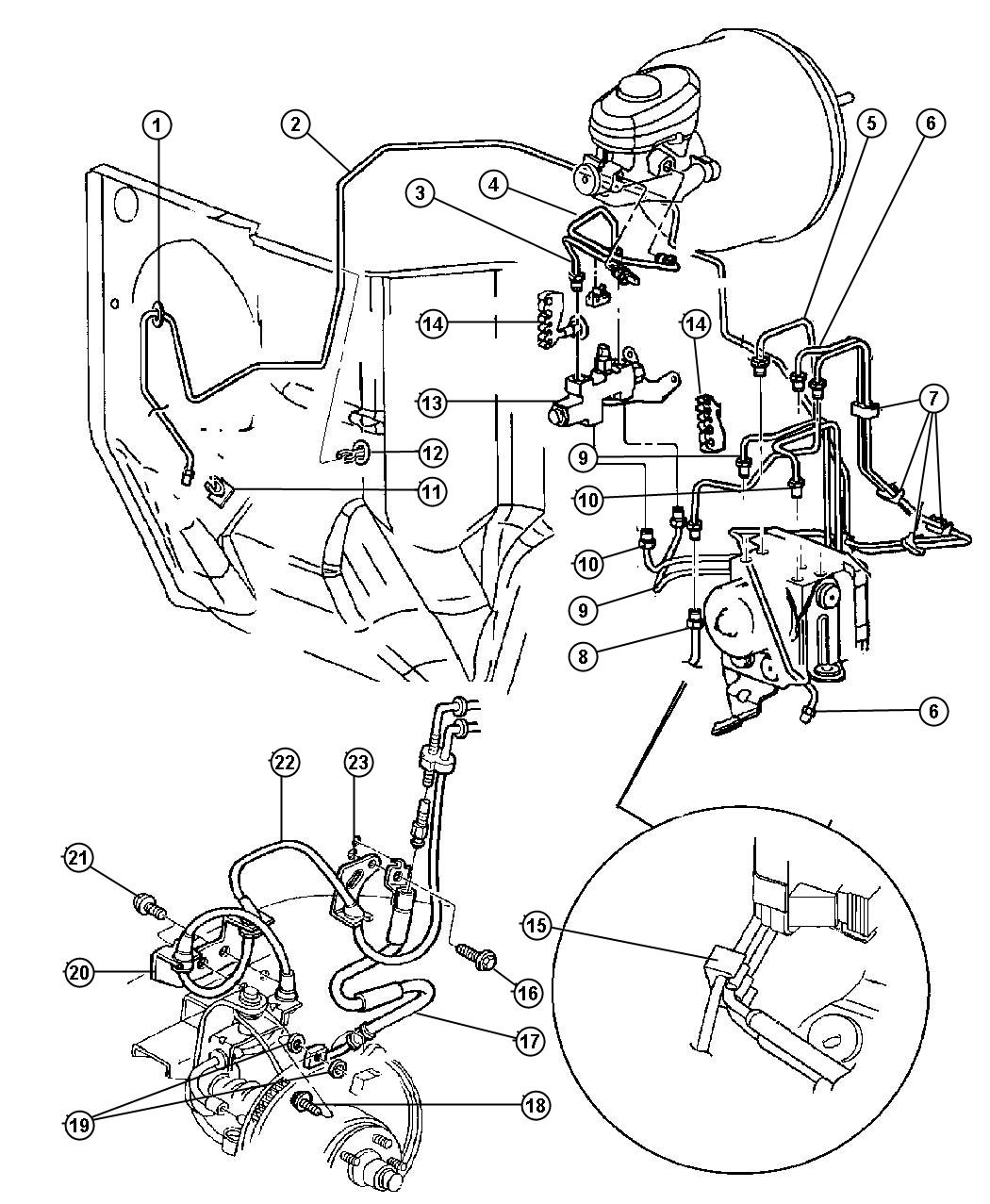 Service manual [2008 Jeep Grand Cherokee Diagram Showing