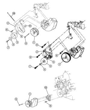 Jeep Grand Cherokee Power Steering Engine Diagram, Jeep, Free Engine Image For User Manual Download