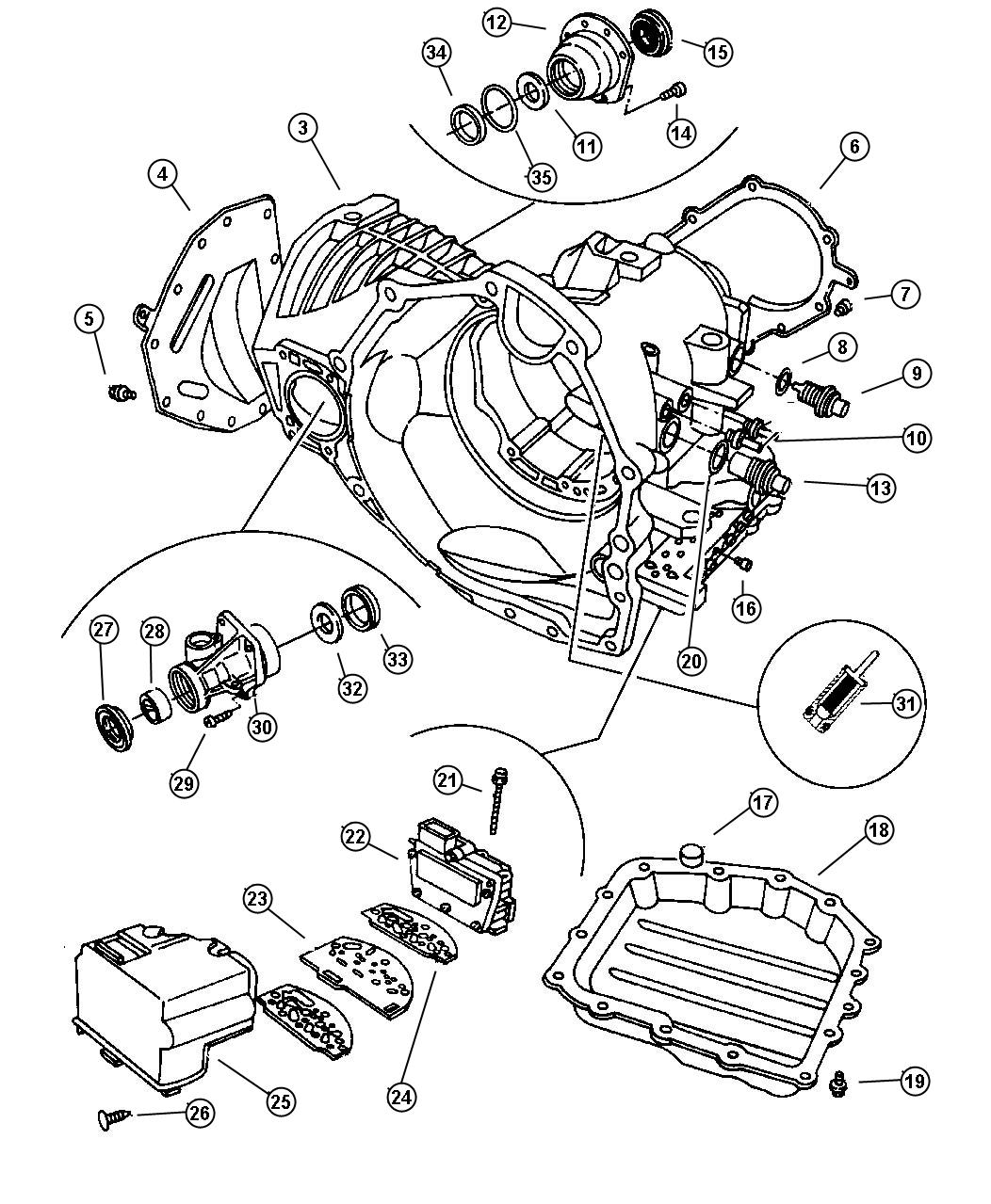41ae Transmission Diagram, 41ae, Free Engine Image For