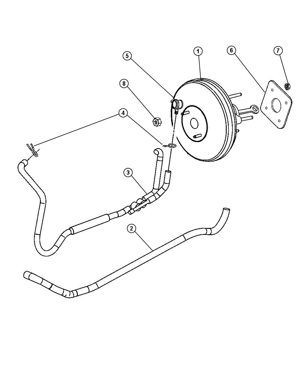 Mopar Power Brakes To Manual Brakes