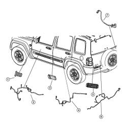 2004 Jeep Liberty Parts Diagram Sequence For Online Shopping 2006 Commander Body Imageresizertool Com