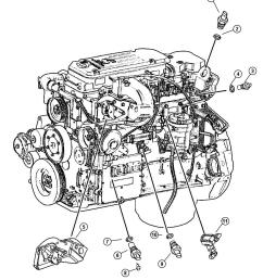dodge 5 9 engine diagram get free image about wiring diagram [ 1050 x 1275 Pixel ]