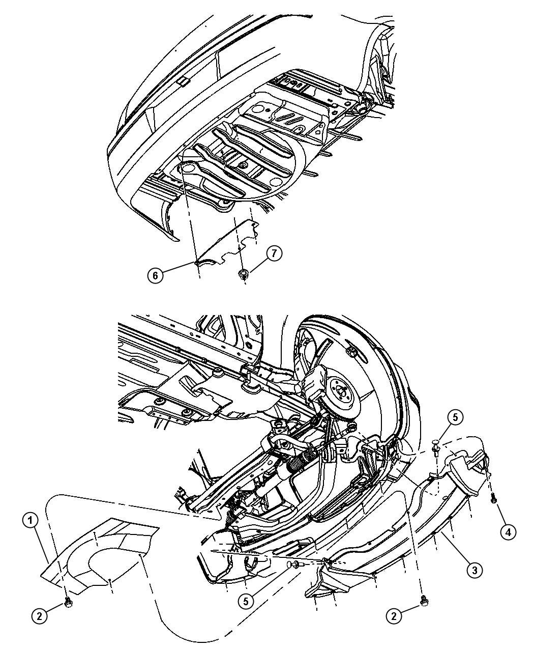 Jeep Underbody Protection