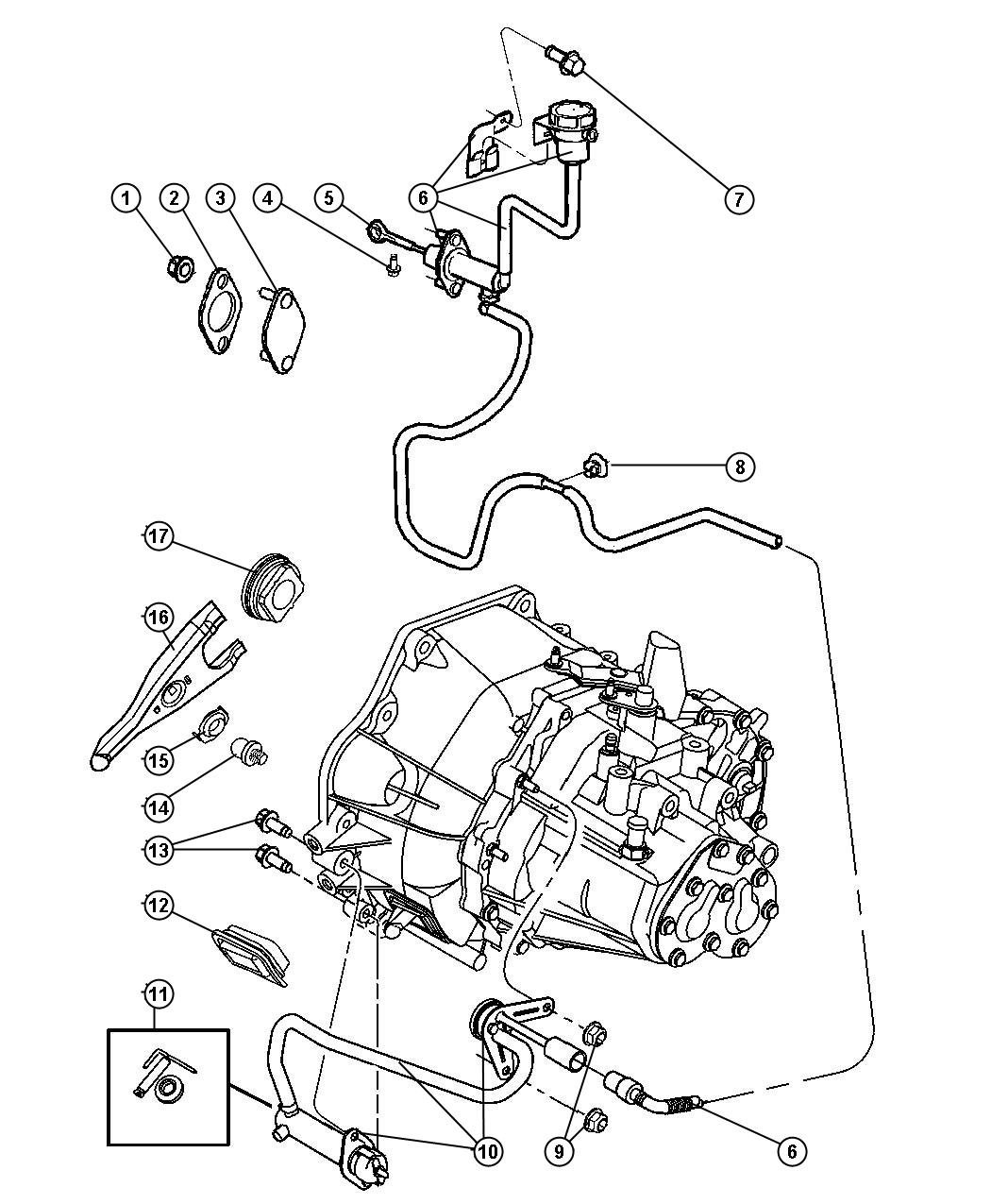 hight resolution of pt cruiser forum 2002 pt cruiser clutch diagram