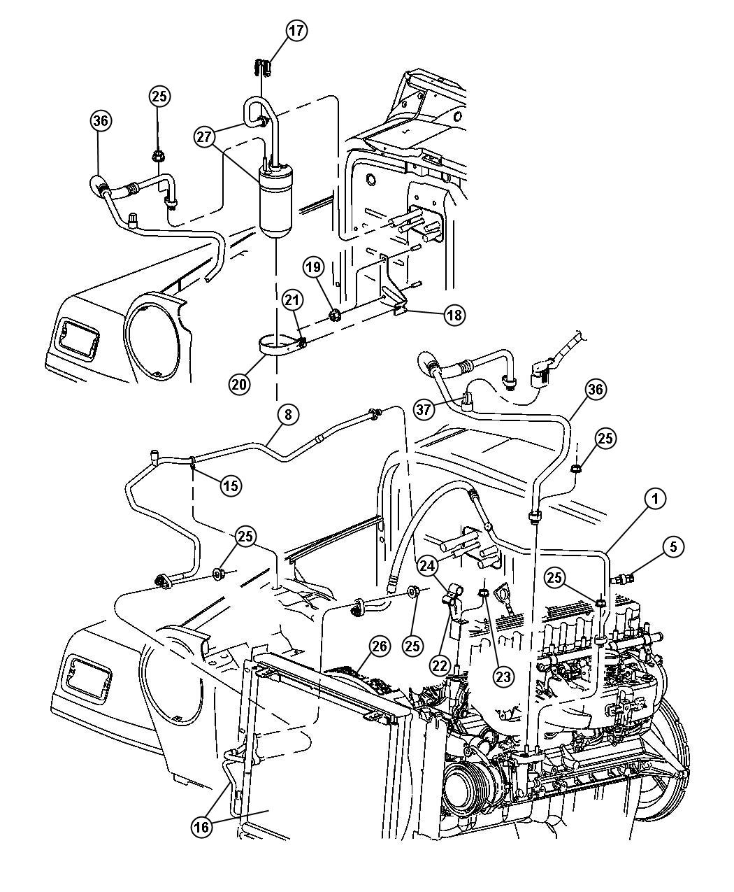 [DIAGRAM] Trailer Wiring Diagram For 2005 Jeep Wrangler