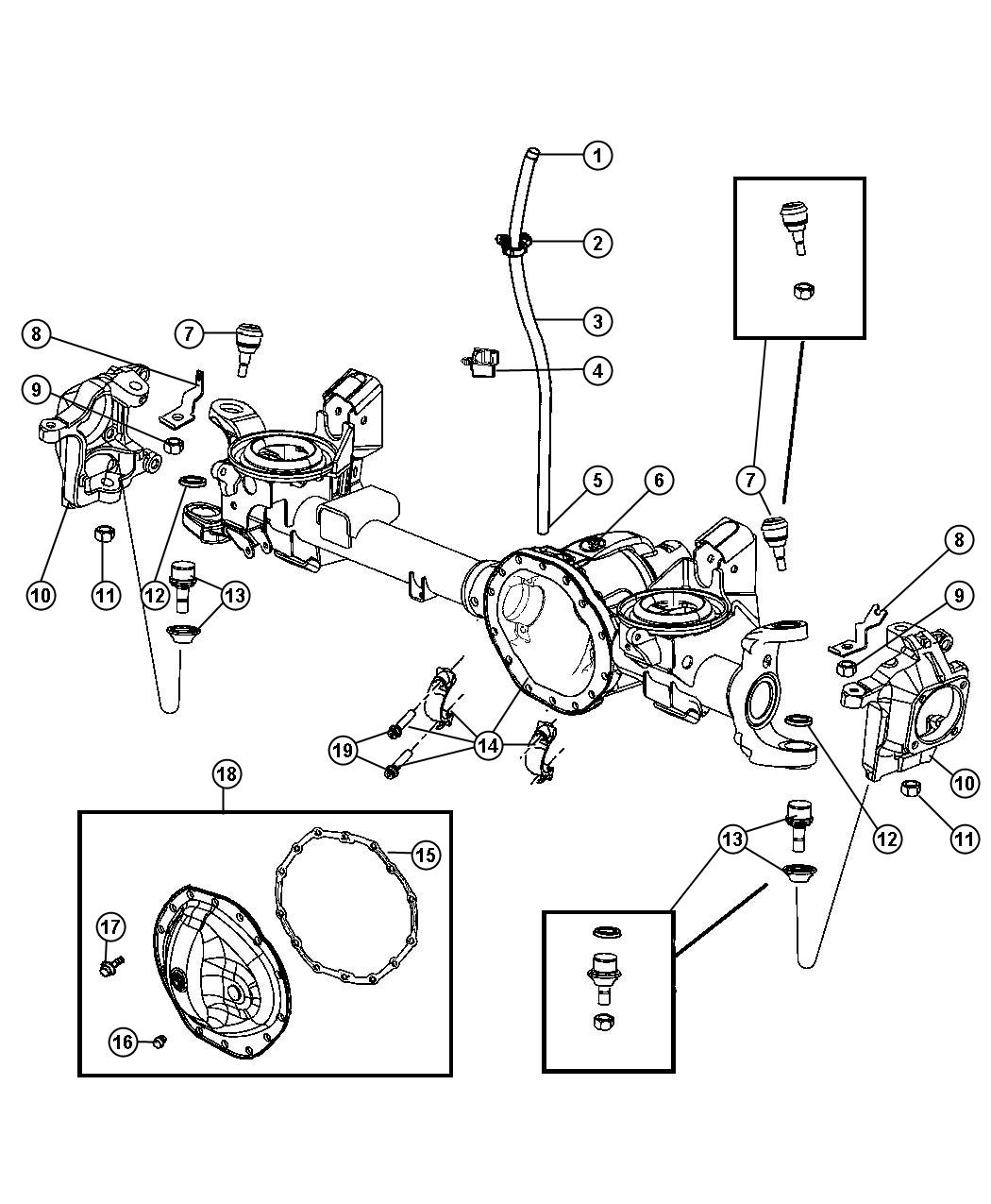 1999 dodge ram 1500 front axle diagram 1985 chevy silverado wiring rear schematic get free image about