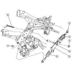 Durango Power Steering Pump Diagram Boat Dual Battery Wiring Dodge Rack And Pinion Diagrams Imageresizertool Com