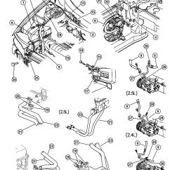 2000 Dodge Stratus Wiring Diagram 67 Mustang Plymouth Breeze Vacuum Diagrams Auto