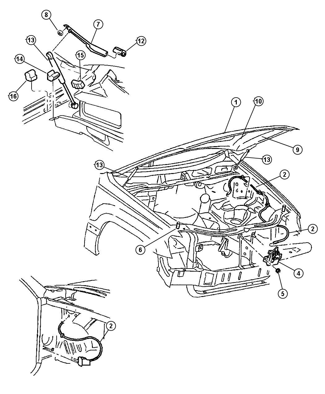 98 Dodge Tailgate Parts Diagram. Dodge. Auto Wiring Diagram