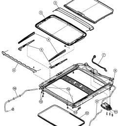 factory ford sunroof parts wiring diagram fuse box 2019 hyundai veracruz 2007 hyundai veracruz inside [ 1052 x 1276 Pixel ]