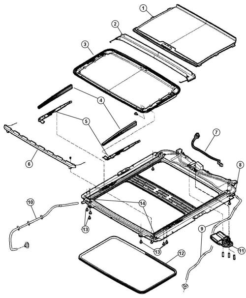 small resolution of factory ford sunroof parts wiring diagram fuse box 2019 hyundai veracruz 2007 hyundai veracruz inside