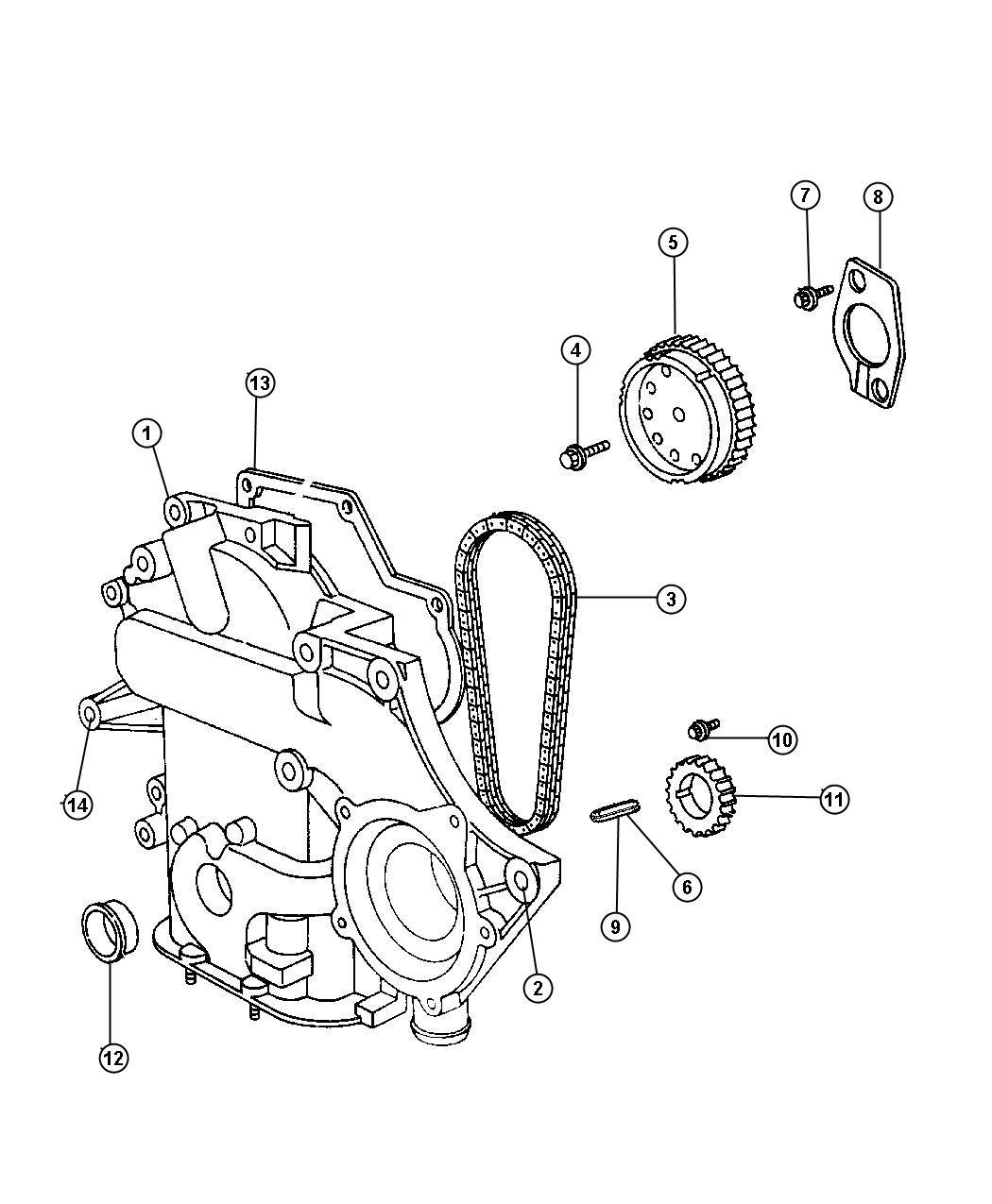 Service manual [2000 Dodge Caravan Timing Chain Pdf