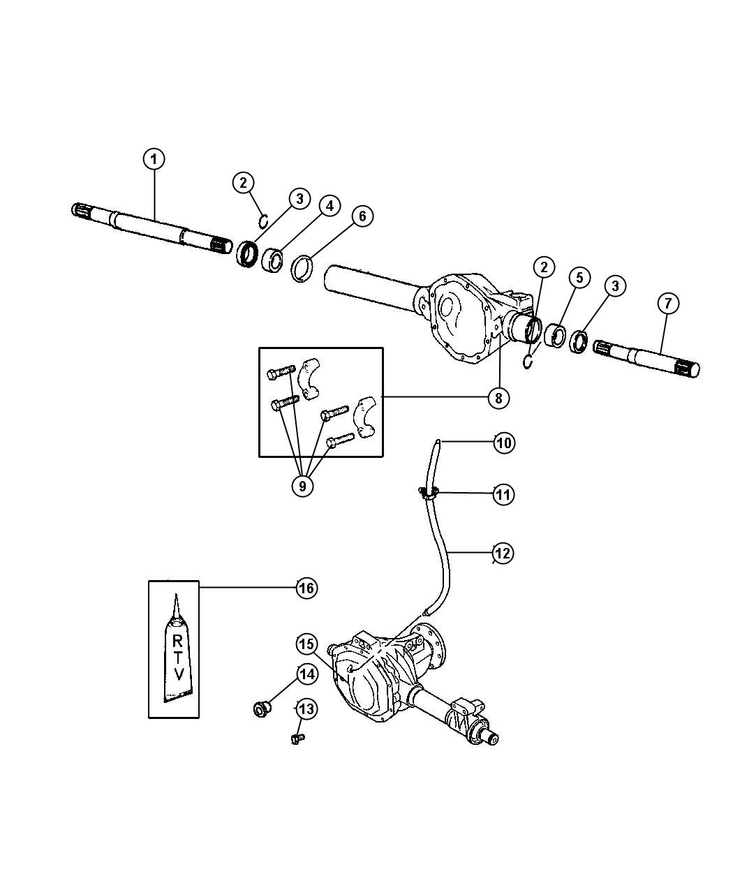 Showassembly i2165480 1994 dodge ram 1500 radio wiring diagram at justdeskto allpapers