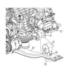 2007 Chrysler Sebring Ac Wiring Diagram Headlamp Relay Parts Schemes