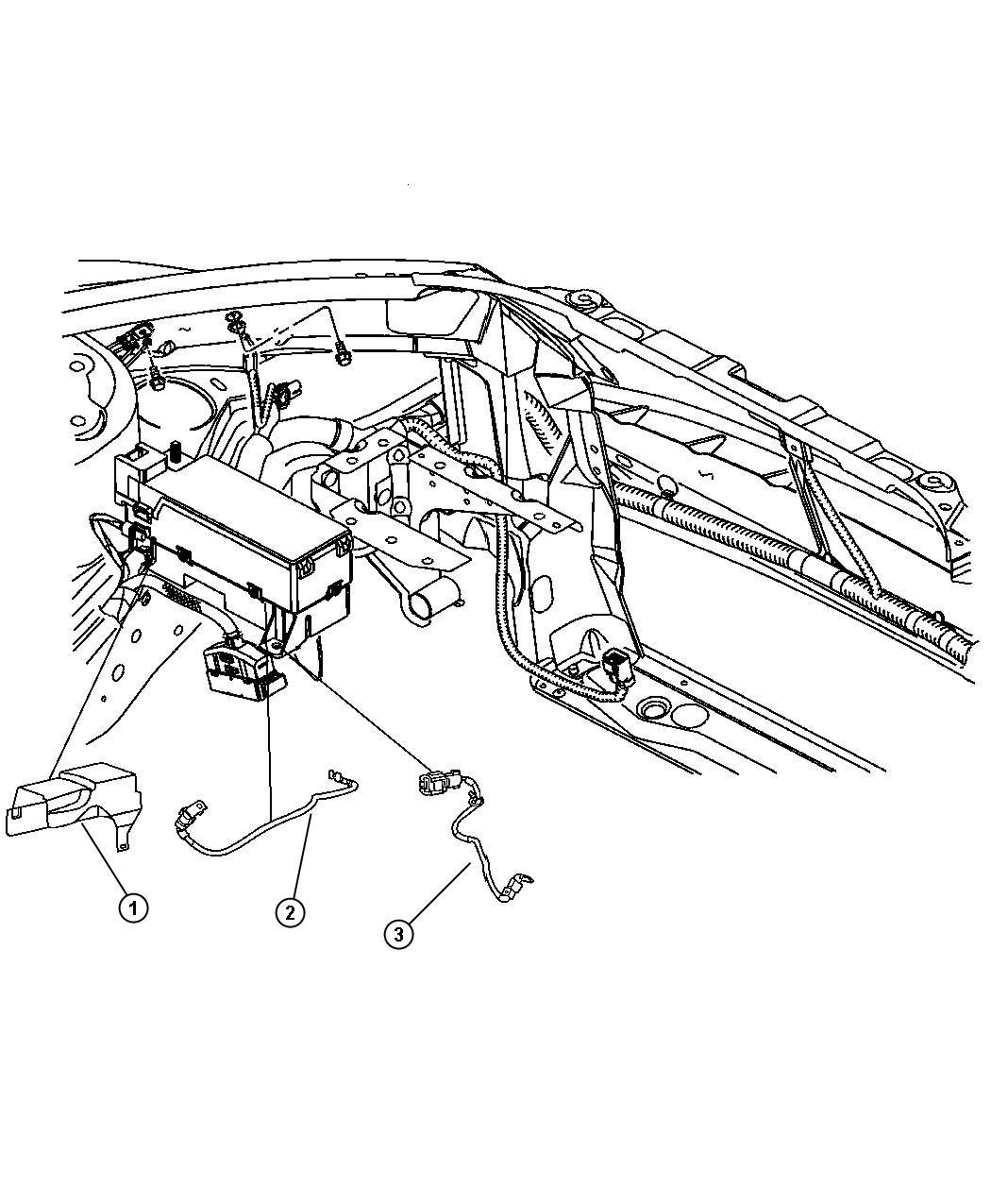 Chrysler Pt Cruiser Wiring Jumper Totally Integrated