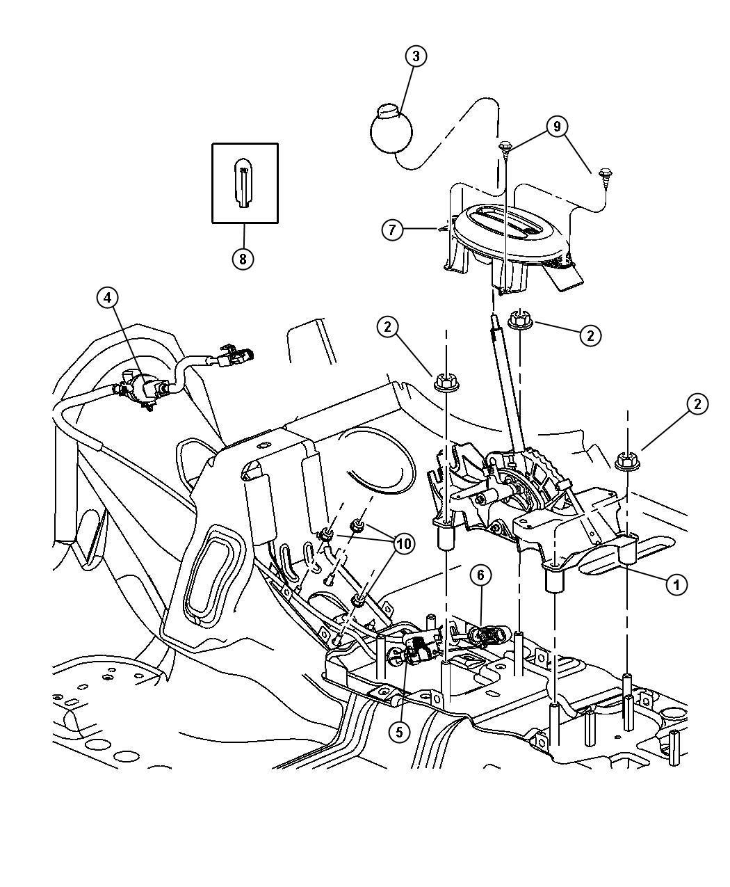 Pt Cruiser Control Arm Diagram, Pt, Free Engine Image For