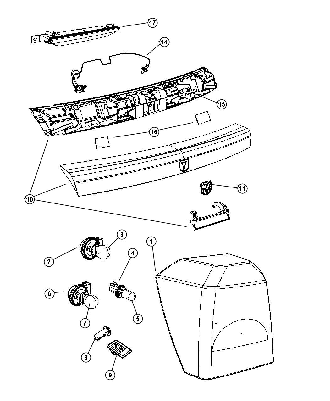 2015 Jeep Patriot Body Parts Diagram. Jeep. Auto Wiring