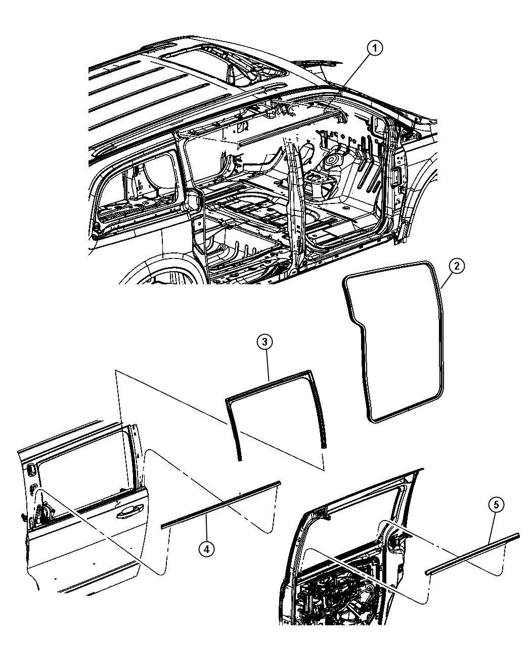 Wiring Diagram Chrysler Town Country Sliding Doors